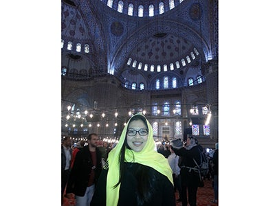 Melissa Yee_Blog 3_Blue Mosque