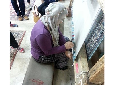 Melissa Yee_Blog 3_Carpet Making