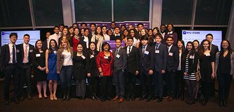 Undergraduate Scholarships - NYU Stern
