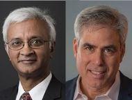 Raghu Sundaram and Jonathan Haidt