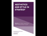 Cover of Aesthetics and Style in Strategy