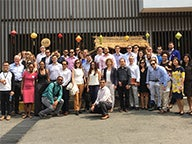 Group of Executive MBA students in Vietnam
