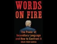 Words on Fire book cover