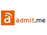 Admit.me logo