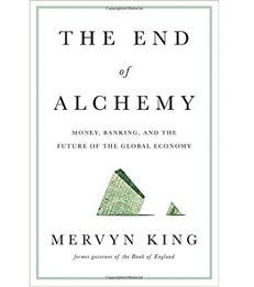 Cover of The End of Alchemy