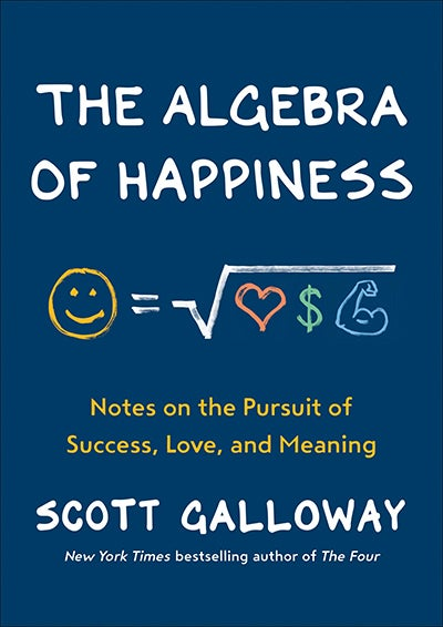 Algebra of Happiness cover