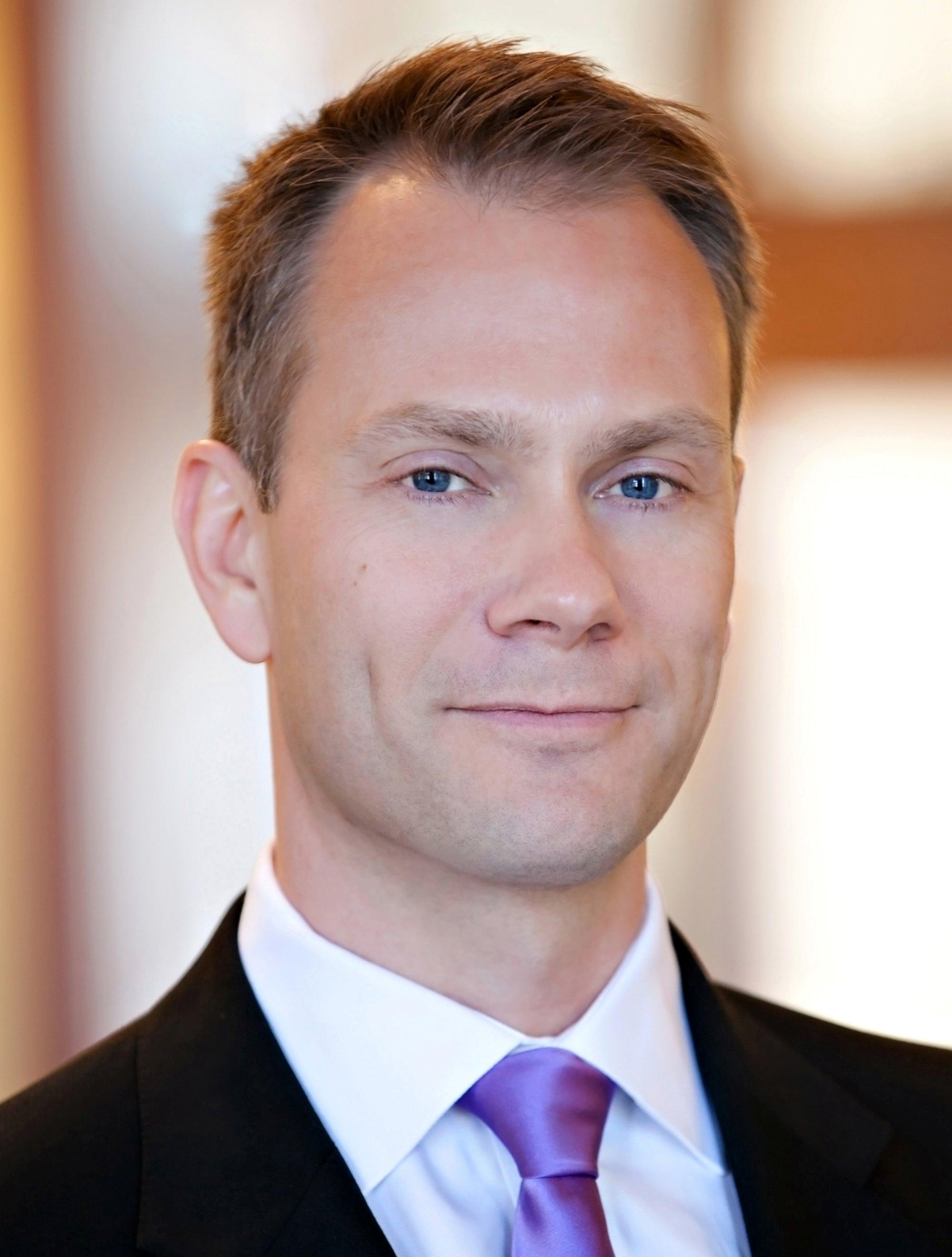 Alexander Ljungqvist headshot