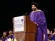 Ajay Banga Graduation 2014