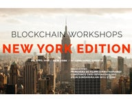 New York Blockchain Workshop feature
