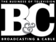 Broadcasting & Cable logo 192 x 144