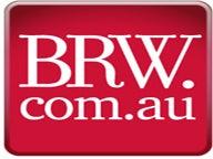 brw magazine logo