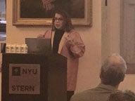 Carmen Reinhart - TCH Gallatin Lecture 192 x 144