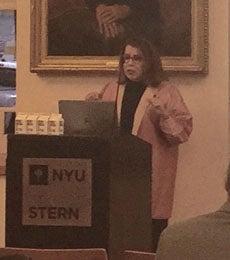Carmen Reinhart - TCH Gallatin Lecture