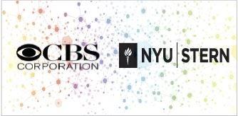 CBS and NYU Stern Logos