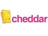 Cheddar TV logo 192 x 144