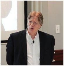David Rose talking 219x225 image