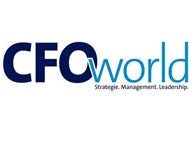 cfo world logo feature