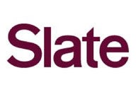 slate logo feature