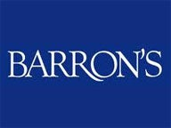 barrons logo feature