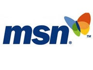 msn logo feature