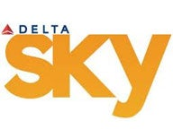 delta sky logo feature