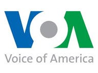 voice of america logo feature