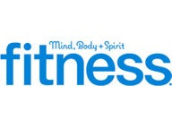 fitness magazine logo feature