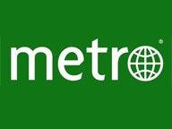metro logo feature