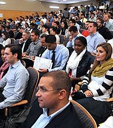 2011_2012 Entrepreneurs Challenge kicks off