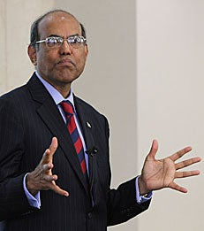 Subbarao Talks Policy at NYU Stern Event
