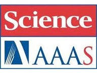science magazine logo feature