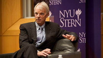Michael Spence at Economist event 430