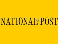 national post logo feature
