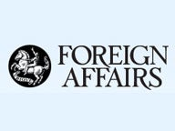 foreign affairs logo feature