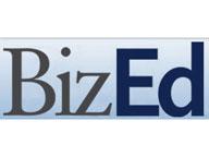 bized magazine logo feature
