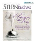 stern business spring summer 2011 cover