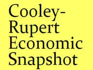 cooley rupert economic snapshot