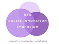 NYU Social Innovation Symposium: Innovative Thinking for Social Good