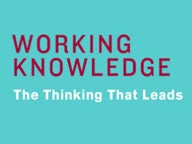 hbs working knowledge logo feature