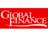 global finance magazine logo feature