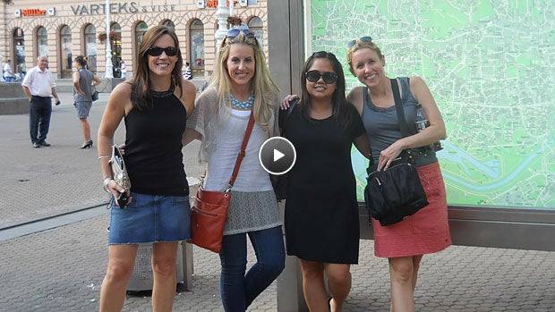 Executive MBA Student Wendy Swart on Global Study Tour to Poland and Croatia