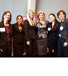 SWIB conference, Ariana Huffington