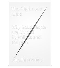 Cover of The Righteous Mind