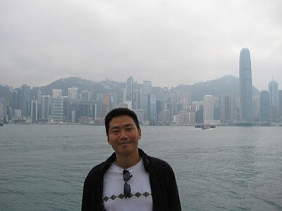 river: student blogger hong kong