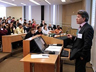 Ninth Annual NYU Stern-Citi Conference in Leadership & Ethics