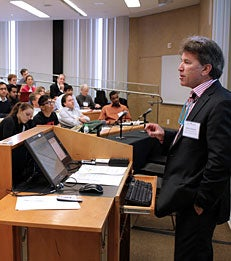 Ninth Annual NYU Stern-Citi Conference in Leadership & Ethics Article