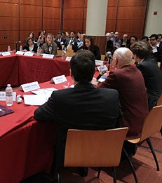 Ross Roundtable on Securities Litigation