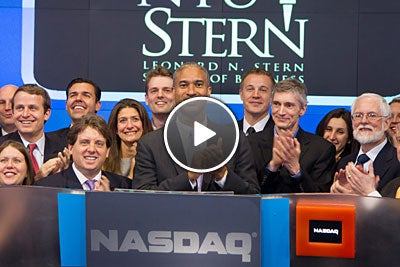 dean henry nasdaq close video play 400