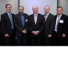 Global Experts Convene for NYU Stern's Volatility Institute Conference 2012