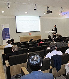 Society for Financial Econometrics Hosts Conference article